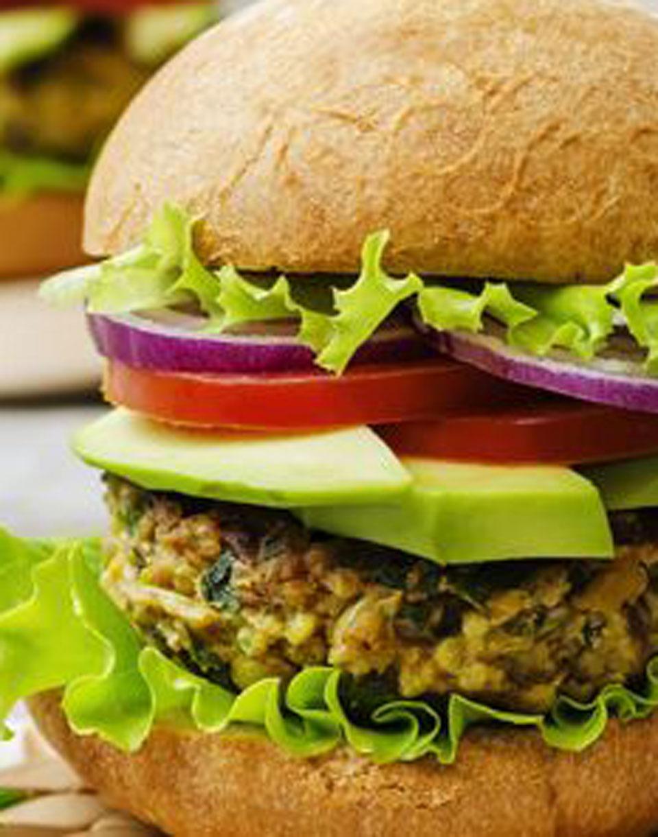 hirse-burger