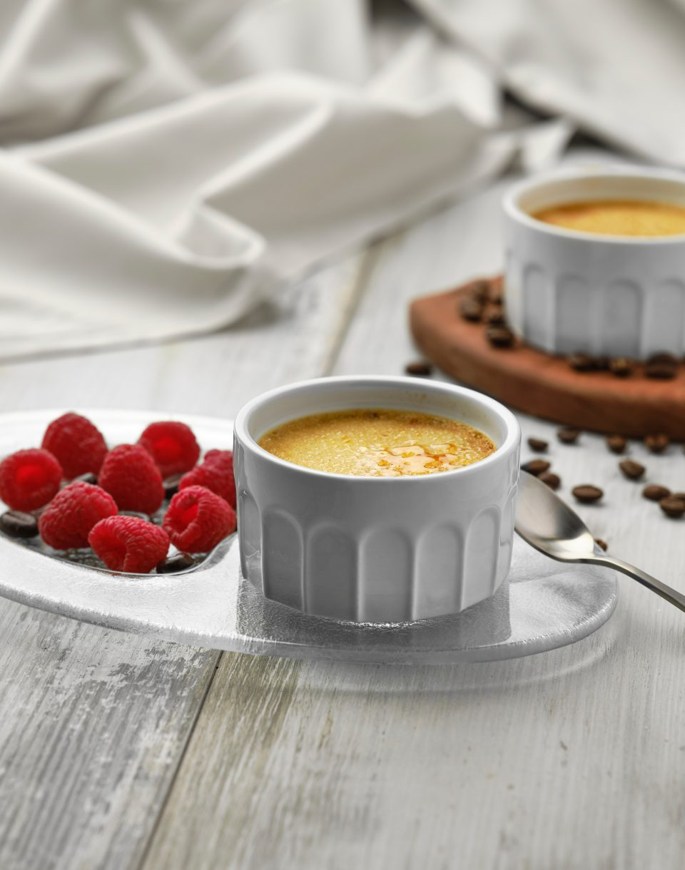 Kaffee Creme Brulee